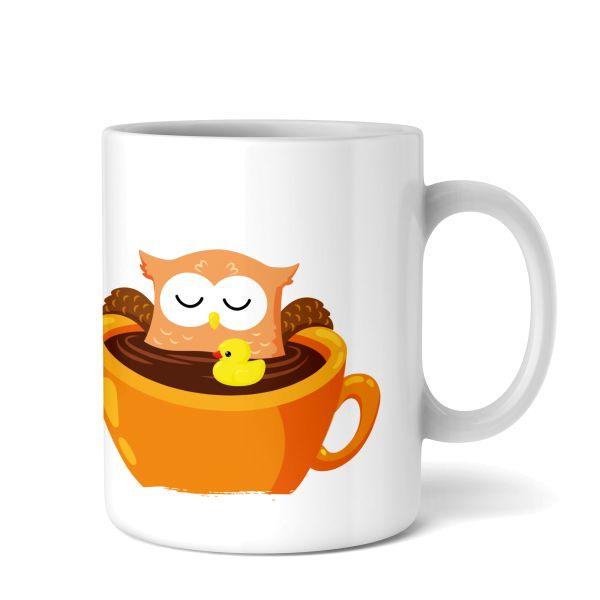 Tasse mit Motiv | Ich mag Kaffee | Keramiktasse | fasst ca. 300ml | ideales Geschenk